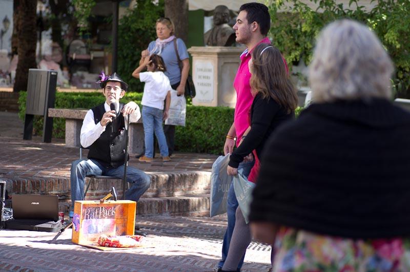 Musiker Marbella