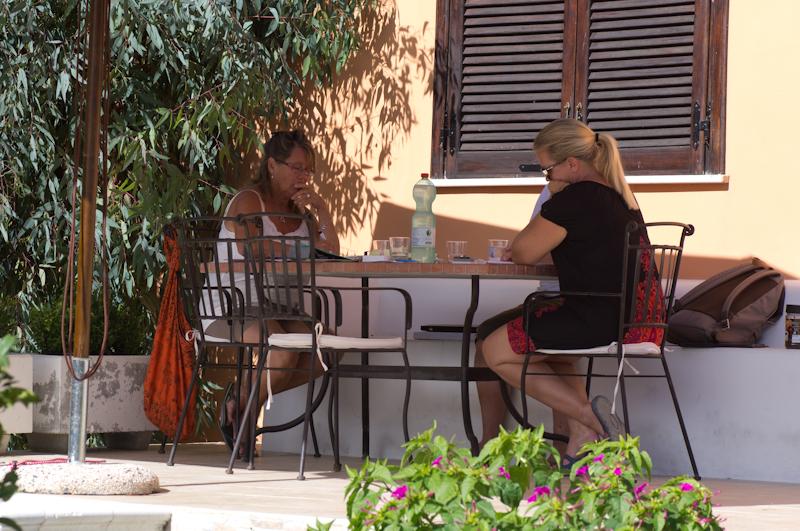 Skrivkurs, skrivresa, Villa Ottilia, Italien, Kreationslotsen
