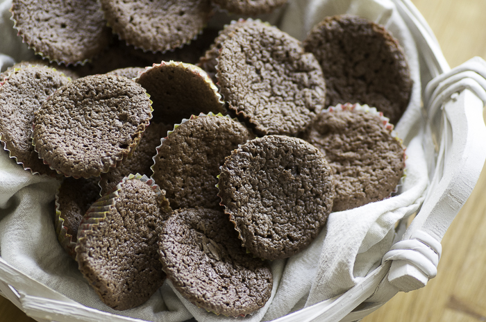 Jeanette Niemi, Småkakor, Chokladmuffins