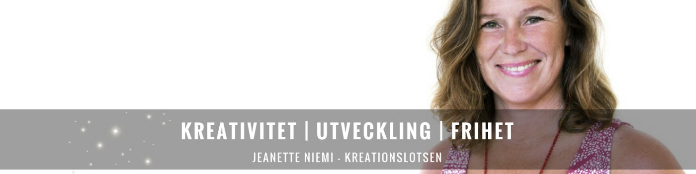 Jeanette Niemi Coach Skrivpedagog Foto